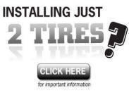 Tire Rotation Tips